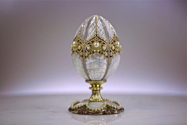 Das Perlen-Ei von Fabergé