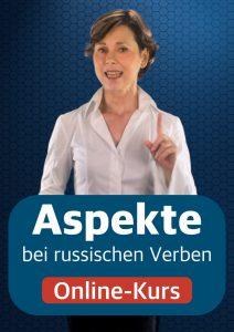 Aspekte bei russischen Verben Online-Kurs