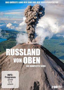 DVD Russland von oben