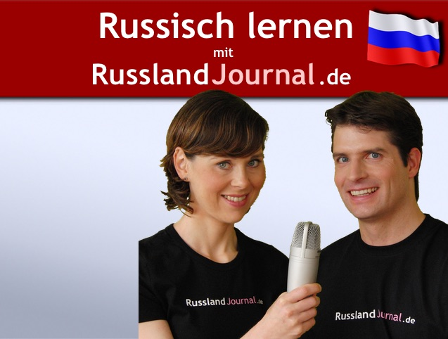 Russisch lernen mit RusslandJournal.de