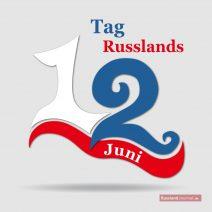 12 Juni Tag Russlands