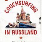 Couchsurfing in Russland Buchtitel