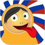 Russische Zungenbrecher App Icon