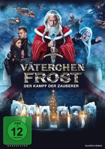Film Väterchen Frost DVD Cover
