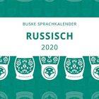 Buske Sprachkalender Russisch 2020