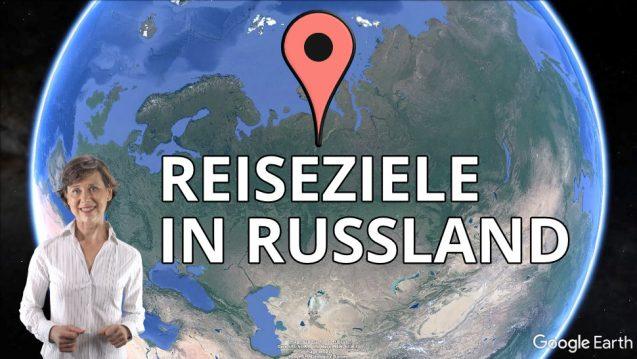 Reiseziele in Russland
