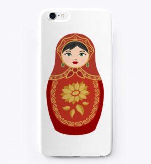 Matroschka iPhone Case